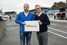 ADAC Motorsport: Kühne + Nagel offizieller Logistikpartner