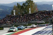 DTM Red Bull Ring 2021: Fahrerlager erstmals für Besucher offen