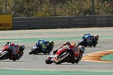 MotoGP Aragon 2018: Die Reaktionen zum Rennen
