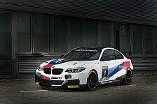 Nordschleife: Dunlop weiter Reifenpartner der BMW-Cup-Klasse