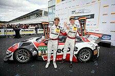 ADAC GT Masters 2018: Die Champions Renauer und Jaminet