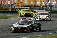 ADAC GT Masters: Baumann überzeugt bei Gastspiel in Hockenheim