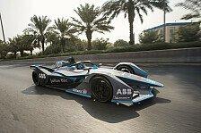 Formel E 2018: Riad-Showrun mit Massa zur Saison-Einstimmung