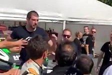 Skandal in der TCR Europe: Borkovic prügelt auf Fan ein