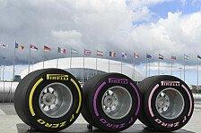 Formel 1: Pirelli bleibt Reifenausrüster bis 2023