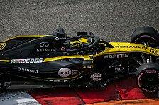 Formel 1, Renault trotz roter Mittelfeld-Laterne: Update passt