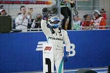 Formel 1 Sotschi 2018: Ticker-Nachlese zur Bottas-Pole