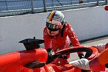 Formel 1, Start-Nachteil? Vettel kritisiert Neuasphaltierung