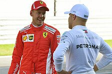 Formel 1 Sochi, Vettel nach Quali-Schlappe: Ziemlich glücklich