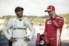 Formel 1 Sebastian Vettel: WM-Titel fällt Mercedes in den Schoß