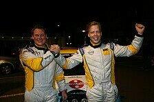 ADAC Opel Rallye Cup: Lundberg gewinnt Titel
