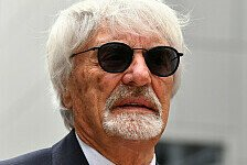 Formel 1: Ecclestone wehrt sich gegen Rassismus-Vorwürfe