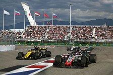 Formel 1: Haas setzt vs. Renault auf Sauber, Force India Gefahr