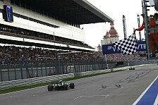 Formel 1 2018: Russland GP - Rennen