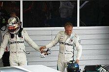 Wolff zu Mercedes-Teamorder: Muss in Japan eine Option bleiben