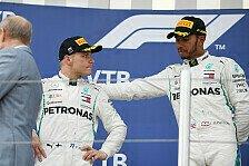 Formel 1 Sotschi 2018: Ticker-Nachlese zum Hamilton-Sieg