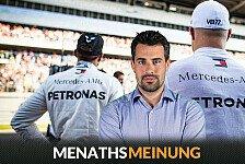 Formel-1-Kommentar: Mercedes zeigt Ferrari wie es richtig geht