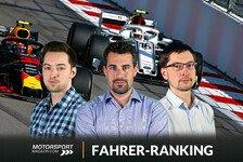 Formel-1-Fahrerranking Russland: Max siegt, Leser retten Vettel