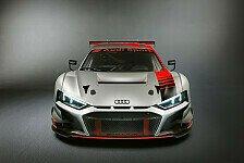 Neuer Audi R8 LMS: Evo-Stufe 2018 von allen Seiten