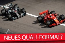 Formel 1 - Video: Reaktionen: Neues Qualifying-Format? - Formel 1 2018