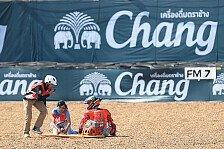 MotoGP-Start von Jorge Lorenzo in Thailand unsicher