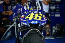 MotoGP: Yamaha bringt in Thailand neue Winglets
