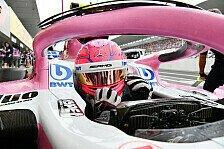 Formel 1: Ocon für Rot-Vergehen bestraft, Vettel profitiert