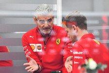 Formel 1, Ferrari verärgert: Arrivabene nicht rausgeschmissen