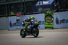 Valentino Rossi warnt: Suzuki schon stärker als Yamaha