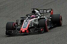 Grosjean in Japan auf P5: Vorteil für Haas dank Reifen-Poker