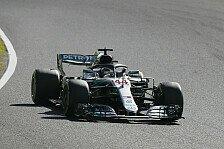 Formel 1, Japan: Hamilton siegt, Vettel crasht in Verstappen