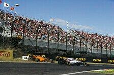 Alonso-Abrechnung nach Suzuka-Strafe: So schlecht ist Formel 1