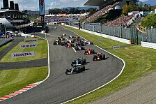 Formel 1 Japan 2019 live: TV-Programm RTL & Sky, Zeitplan