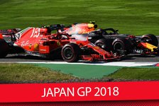 Formel 1 - Video: Formel 1 2018: Top-Themen nach dem Japan GP