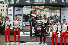 WRC Rallye Großbritannien 2018: Alle Fotos vom 11. WM-Rennen