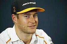 Vandoorne: Gescheitert an Killer Alonso? Ich bereue nichts!