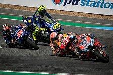 MotoGP: Die besten Bilder vom Thailand GP der letzten Jahre