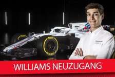 Formel 1 - Video: Williams 2019: Neuanfang mit George Russell