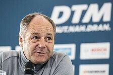DTM-Chef Berger: ADAC nicht Hobby- sondern Amateurmeisterschaft