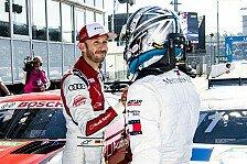 DTM: Rene Rast nach verlorener Meisterschaft enttäuscht