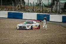 Blancpain GT Series Asia: Pech für Patric Niederhauser