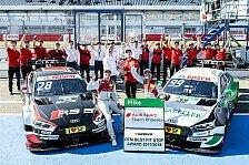DTM: Audi-Team Phoenix gewinnt Boxenstopp-Award von Hankook