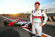 Formel-E-Testfahrten Valencia 2018: Die besten Fotos