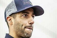 Formel 1, Ricciardo stellt klar: Fahre die letzten zwei Rennen
