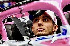 Formel-1-Zeugnis: Esteban Ocons Saison-Fazit 2018