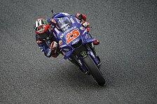Maverick Vinales: Warum er seine MotoGP-Startnummer wechselt