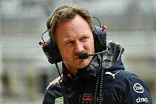 Formel 1, Horner wettert gegen Vettel-Strafe: Regel ist Müll