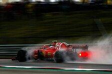 Formel 1, USA: Reifenregel nach Regen-Farce unter Beschuss