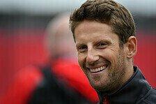 Formel 1, IndyCar-Team bestätigt: Würden Grosjean lieben