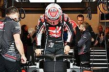 Formel 1, Haas erklärt: 170g Benzin sorgten für Magnussen-DSQ